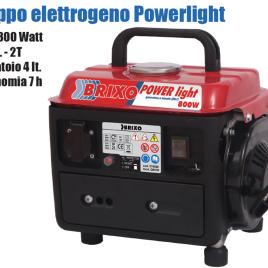 Gruppo Elettrogeno Powerlight