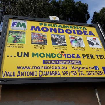 "Un ""MONDOdiIDEA"" per te!"