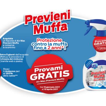 Stop Muffa!