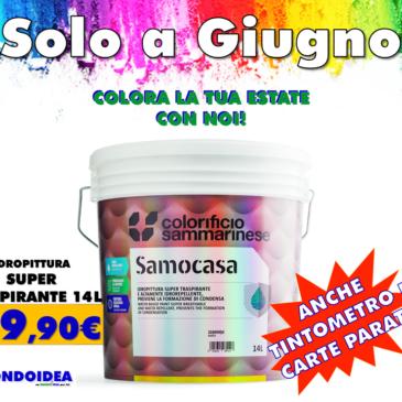 Scopri l'offerta Samocasa!