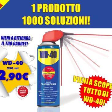 WD-40, 1 prodotto 1000 soluzioni