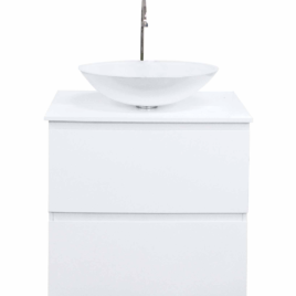Mobile Bagno Margherita – bianco 2c