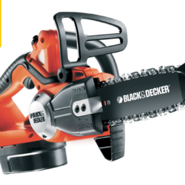 Elettrosega 18V Litio 2.0Ah GKC1820L20 Black&Decker