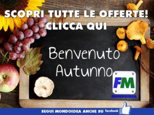 Autunno 2018 Mondoidea Ferramenta Offerta Roma Promozioni