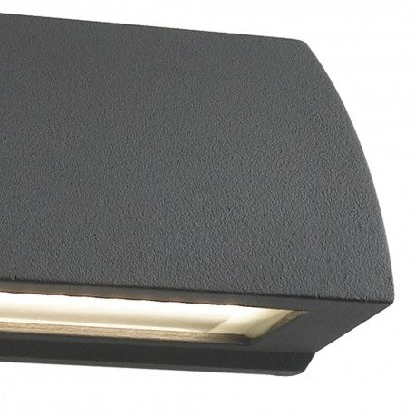 led-w-shelby-130-applique-nero-led-ferramenta mondoidea italy