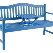 Panca azzurra bizzotto tavolino mondoidea roma fai da te bricolage ferramenta giardino giardinaggio_6